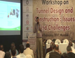 Workshop On Tunnel Design And Construction Challenges by Geo constech