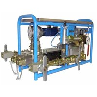Two Component Chemical Grouting Pump